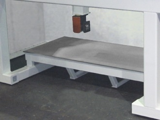 Quintax Steel Table Top