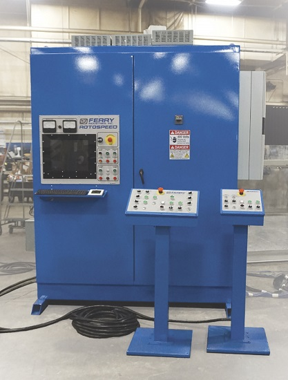 Ferry RotoSpeed Control Cabinet with Podiums